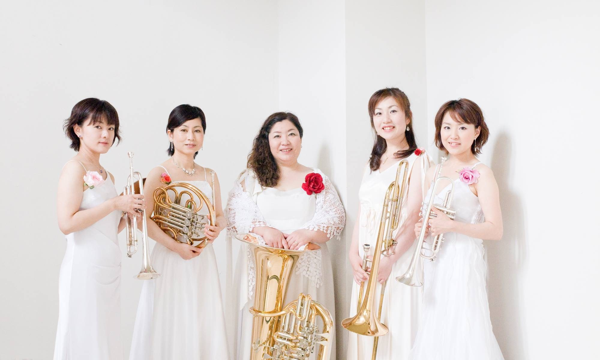 Brass Ensemble Rose Official Web Site